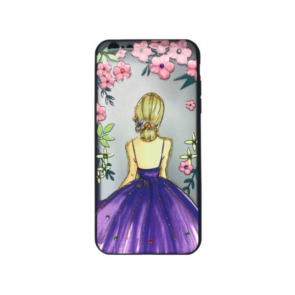 Back Cover For Iphone 6 Plus/6s Plus - Multicolor