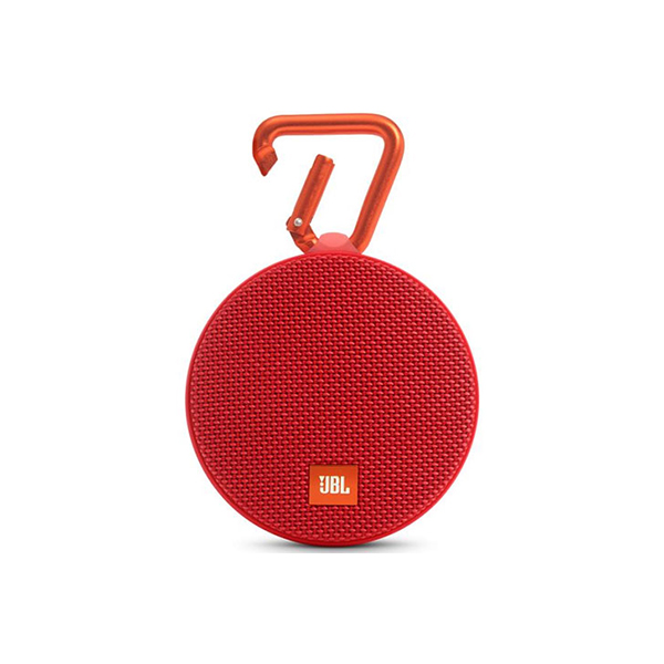 JBL Clip 2 Bluetooth Speaker Red Color