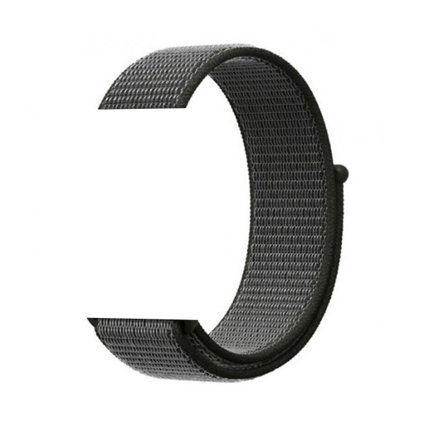 Bracelet Nylon 42mm For Apple Watch Dark Olive Color