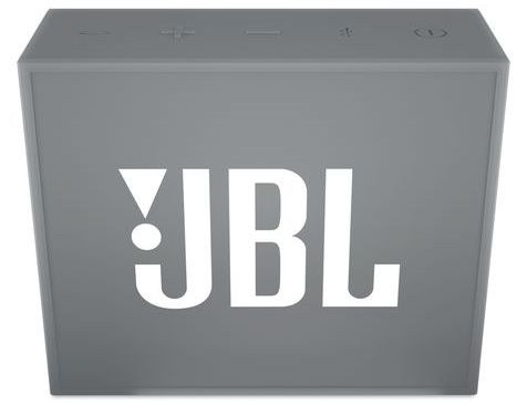 JBL GO Portable Wireless Bluetooth Speaker with Mic Gray Color
