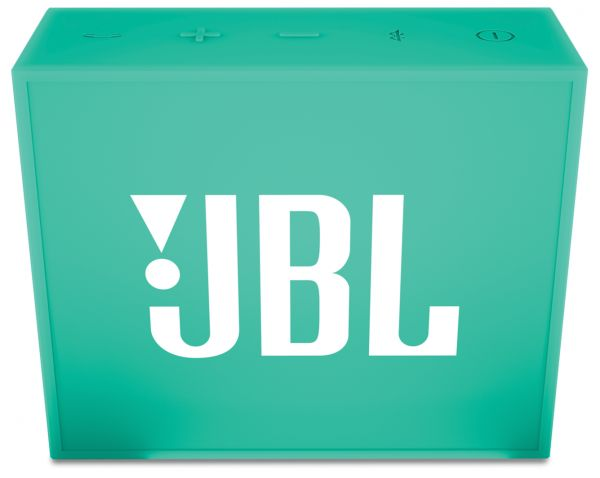 JBL GO Portable Wireless Bluetooth Speaker with Mic Turquoise Color