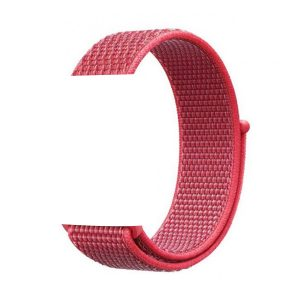 Bracelet Nylon 38mm For Apple Watch Hibiscus Color